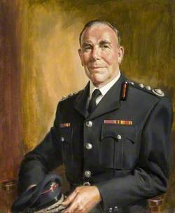 Edward S. Faulkner, OBE, QFSM, Chief Fire Officer for Hertfordshire (1977–1991)