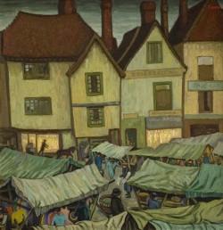 Hitchin Market