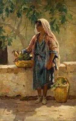 Girl of Jerusalem