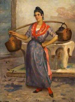 Italian Lady, Venice
