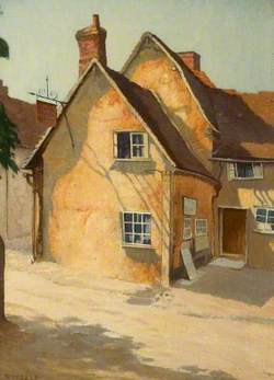 'The Plough Inn', Royston