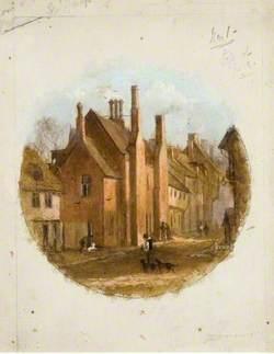 King James I's Palace, Royston