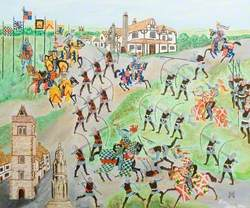 First Battle of St Albans