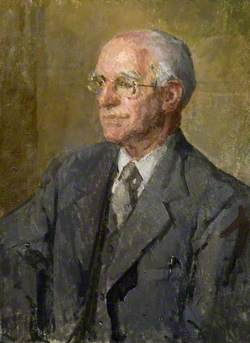Frank M. Cheshire, MA, Second Master of St George's School