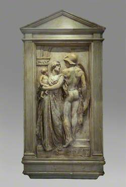 Hector and Andromache*