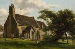 Cofton Church, Worcestershire