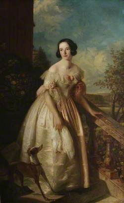 Charlotte Augusta Whale (1819–1858), Wife of George Richmond Collis