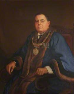 Alderman C. R. Pritchard (1881–1950)