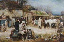 The Sale of Old Dobbin