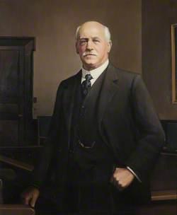 Joseph Banks, Esq., Chairman (1932–1937)