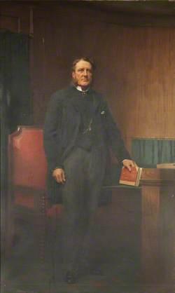 Sir Richard Harrington (d.c.1912), Bt