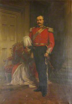 Lord Bateman (1826–1901), Lord Lieutenant of Herefordshire