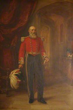 John Hungerford Arkwright, Esq. (1833–1905), Lord Lieutenant of Herefordshire