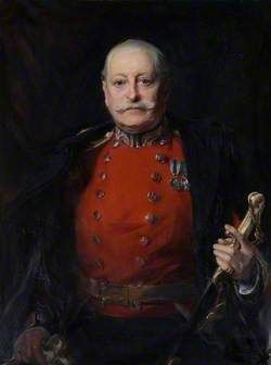 Sir John R. Greers Cotterell, Bt, Lord-Lieutenant of Herefordshire (1804–1833)