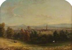 Hereford from Venns Lane