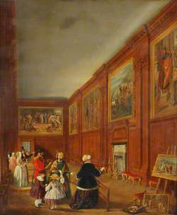 Hampton Court Palace Interior