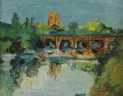 Hereford, River Wye