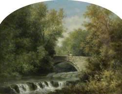 Bridge across the Stream, Armstrong Park