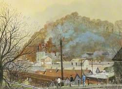 Glynwed Foundry, Coalbrookdale, Shropshire
