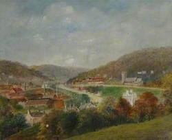 View of Coalbrookdale, Shropshire