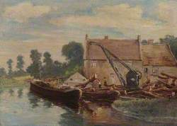 Loading Barges