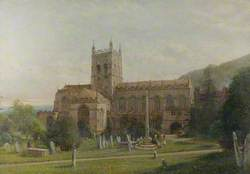 Malvern Priory, Worcestershire