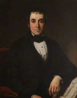 Evan Thomas (1804–1884), Bonesetter