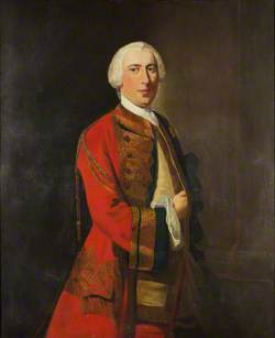 Lieutenant General William Whitmore of Apley (1714–1771), 1st Colonel of the 53rd Regiment