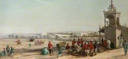 1st KSLI in Egypt, 1882