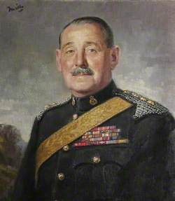 Lieutenant General Sir Oliver Leese (1884–1978)