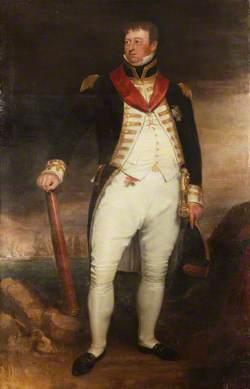 Admiral Sir Edward William Campbell Rich Owen GCB GCH (1771–1849), KCB