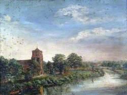 Atcham Church, Shrewsbury, Shropshire