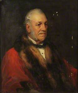Alderman Thomas Groves, Mayor of Shrewsbury (1865–1866)