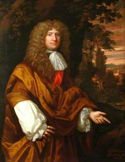 Sir Thomas Whitmore of Bridgnorth, Shropshire (d.1682)