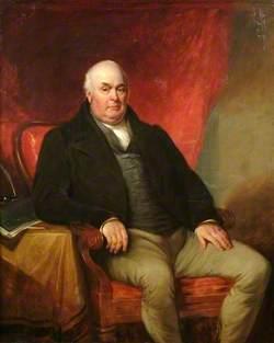 Robert W. Darwin (1766–1848), Charles Darwin's Father