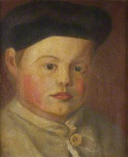 James Alfred Cole as a Child
