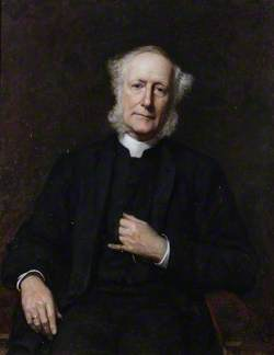 Reverend William Henry Egerton