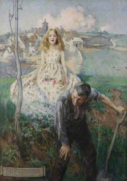 Joy and the Labourer