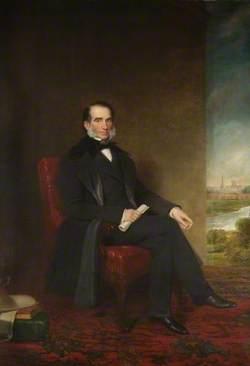 Richard Padmore, Mayor of Worcester (1848–1849 & 1852–1853)