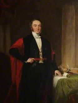 Alderman William Lewis (1792–1868)