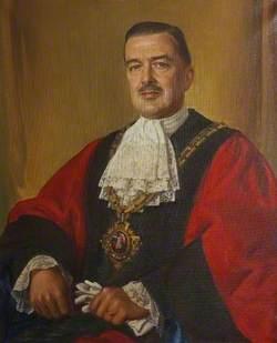 Harold Alfred Richards, Mayor of Worcester (1958)