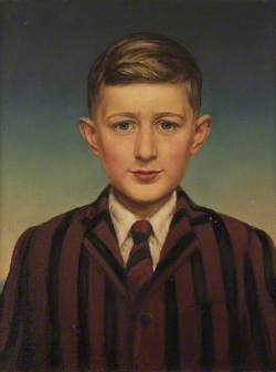 Portrait of a Schoolboy