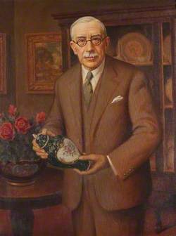 Charles William Dyson Perrins (1864–1958), DCL, JP, DL, FSA, Founder and Chairman of Perrins Museum Trust (1946–1958)
