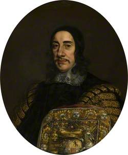Sir Orlando Bridgeman (1606–1674), 1st Baronet, as Lord Keeper of the Great Seal