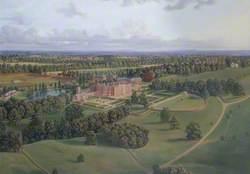A Bird's-Eye View of Weston Park