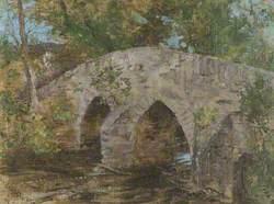 The Crossag (Monks Bridge, Rushen Abbey, Malew)