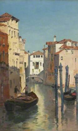 From Ponte del Cristo, Venezia