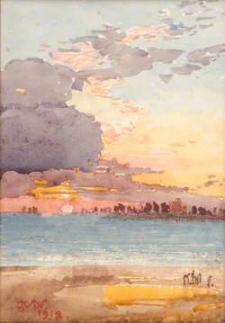 Sunrise, Arrival of the Herring Fleet