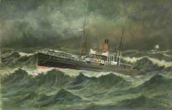 SS 'Ellan Vannin'