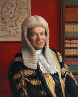 John David Qualtrough Cannan, Speaker (2000–2001)